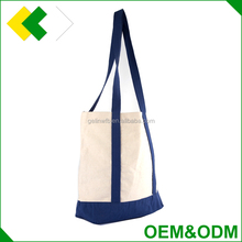 Customized low price Eco printing jute cotton packing tote best quality durable cotton Waterproof reusable shopping bag