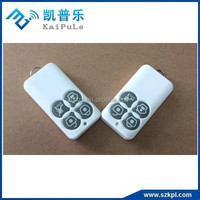 433mhz remote control / burglar alarm home security remote controller