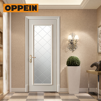 Oppein strongly competitive price india wooden door frames designs