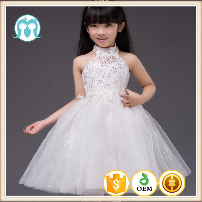 Kids Girls Party Dress - Ocodea.com