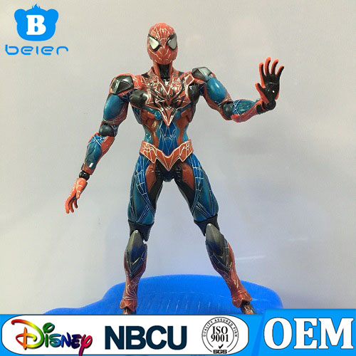Marvel Comics: Spider Man Figurines Play Arts KAI Action Figure Toy Gift