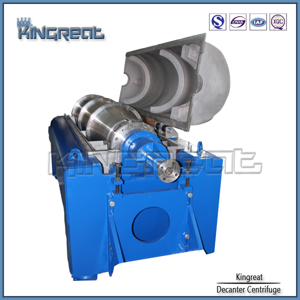 Model PDC Centrifuge Decanter for Separating Small Solid Particle from Solution