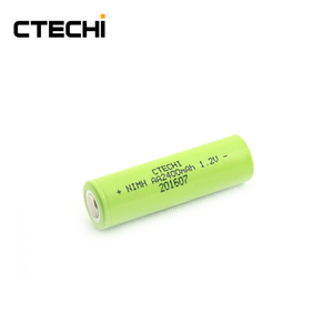 CTECHi Rechargeable AA size 2400mAH 1.2V NiMH Cylindrical battery