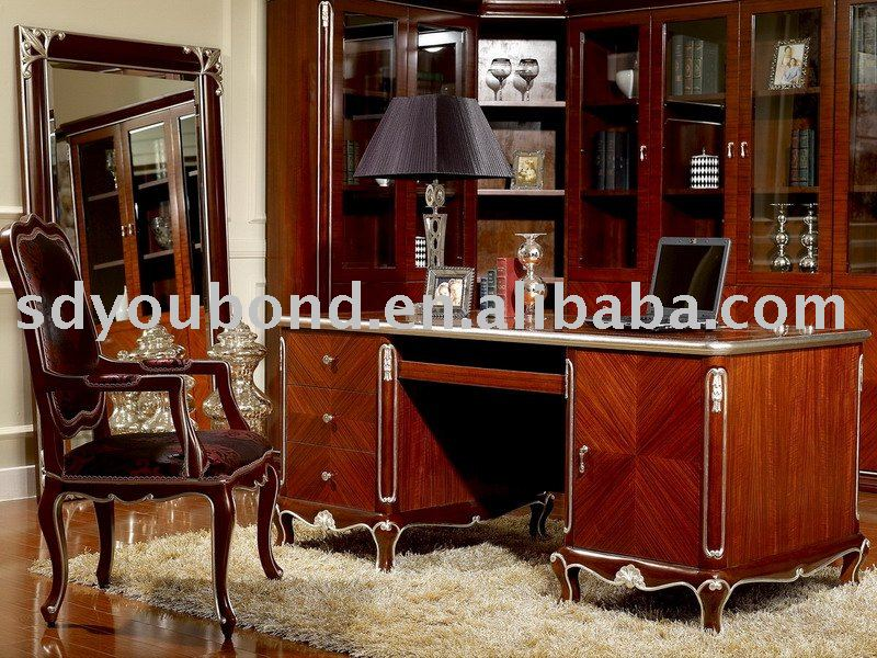 Neoclassic Office Furniture Yb07 Writing Desk  Buy High End