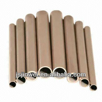 Copper/Nickel Tubes, Used for Air Conditioners and Refrigerators, C7541/C7521/C7701 Grades