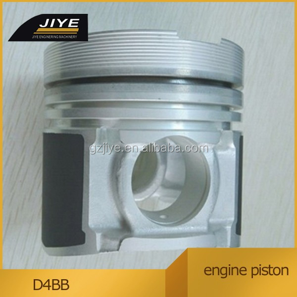 D4BB for forklift engine parts 23410-42701 piston