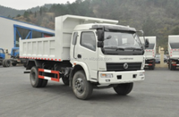3.5-8ton diesel fule type light tipper / dump truck for sale