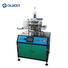 Hot CNJACKY hot stamping <span class=keywords><strong>machine</strong></span> automatische plastic PVC kaart <span class=keywords><strong>gouden</strong></span> foliedruk <span class=keywords><strong>machine</strong></span>