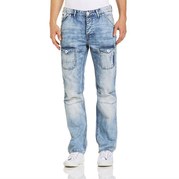 Blue Relaxed Jeans Manufacturers China New Style Jeans Pent Men ...