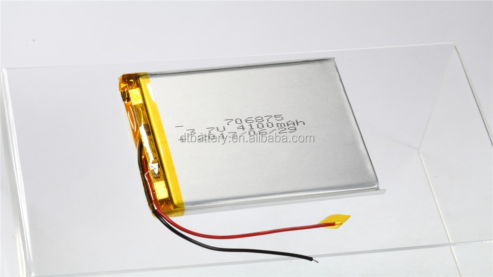 wholesale rechargeable lipo cell 3 7v 500mah battery  3 7v