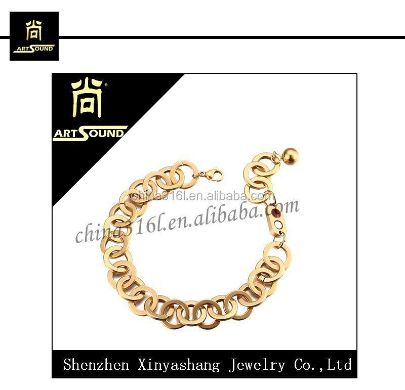 Wholesale Best Friend Chain Gold Bracelet Design For Girls - Buy ...