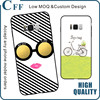 For Samsung Galaxy A3 A5 A7 2017 Phone Case Slim Fit Hard Mobile Cover Design Bumper Protective Case for Xiaomi Redmi 4 Pro 4A