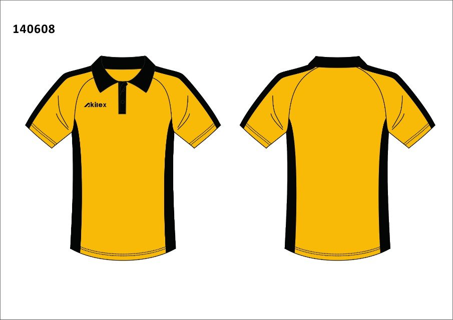Custom New Design Unisex Polo T Shirt With High Quality