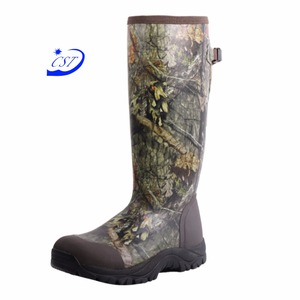 Competitive Price Most Popular Combat Force Camouflage Waterproof Men'S Boot Hot Sale Hunting Boots Manufactures
