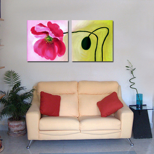 Chinese simple designs abstract art interior wall painting
