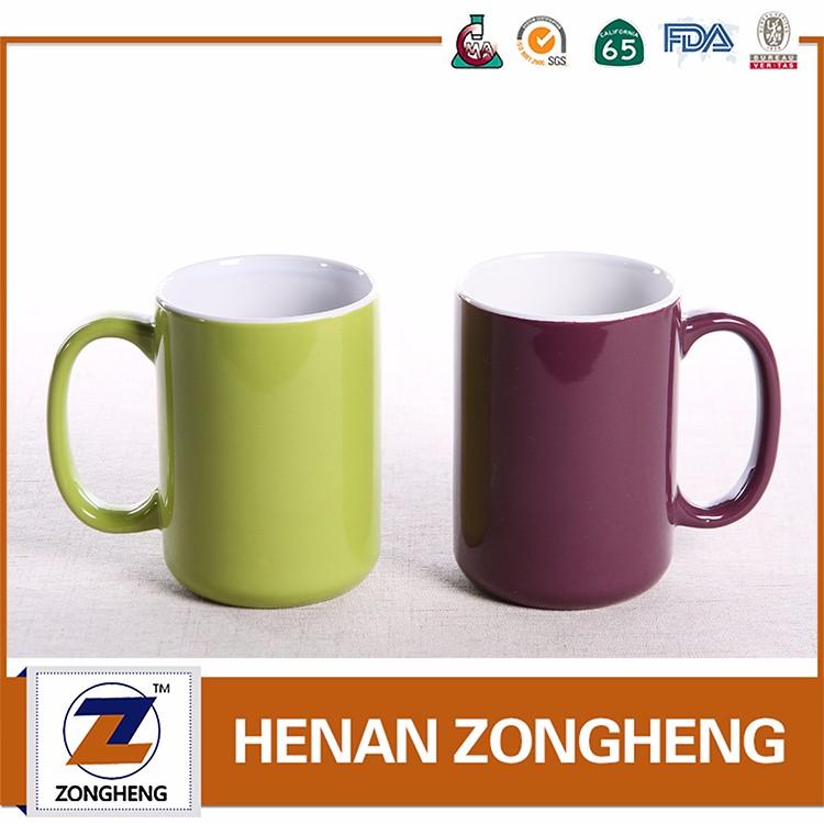 11 Oz Flared Mug Dimensions Water Cup Coffee Ceramic