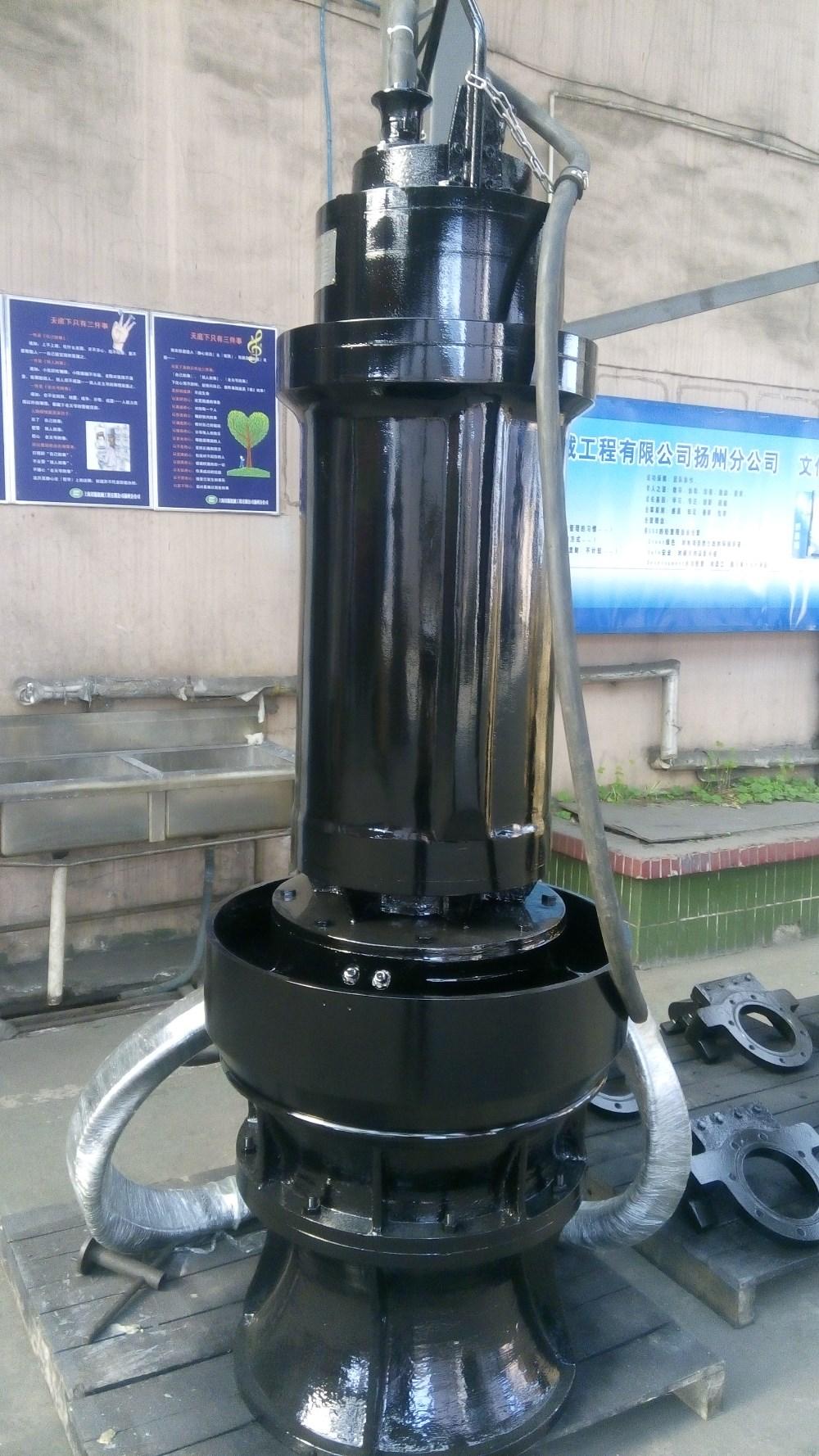 ZDB.HDB submersible axial water pump