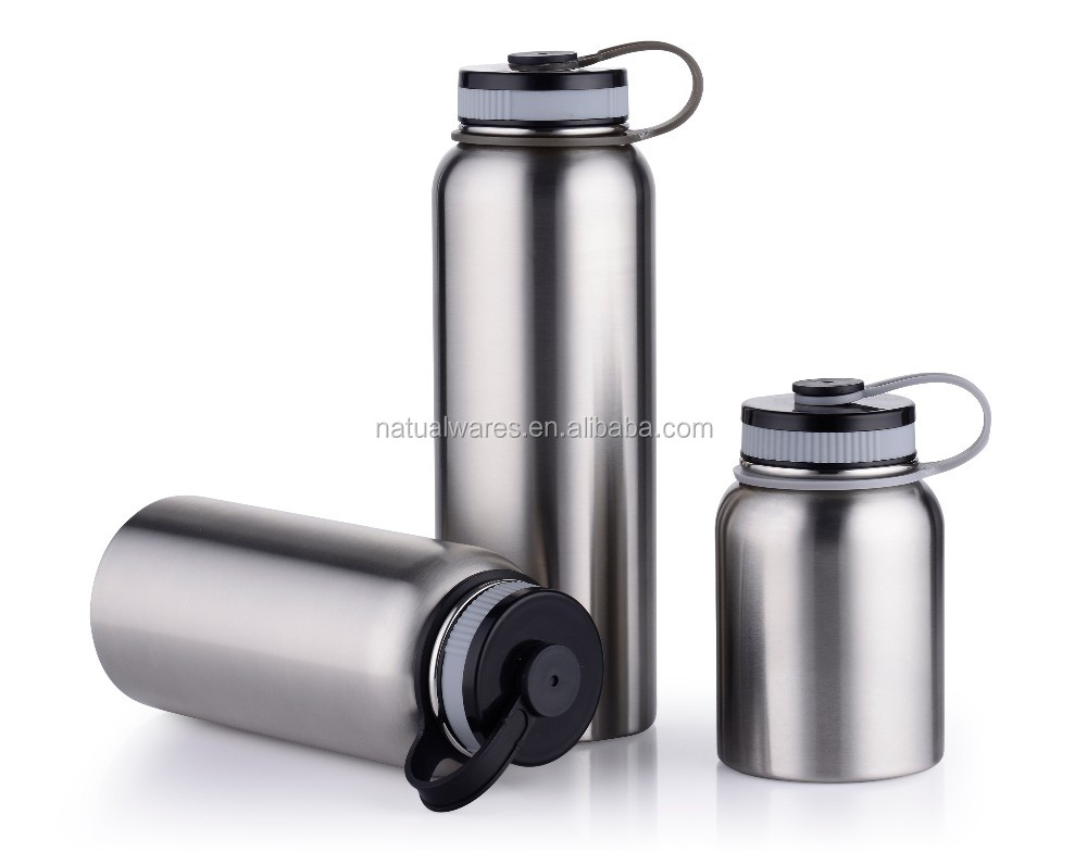 Double Wall Vacuum Insulated High Quality Stainless Steel Leak-Proof Best hydro flask
