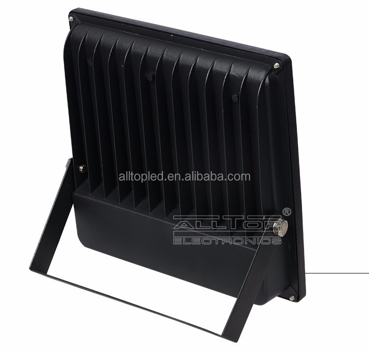 50w High quality newest design outdoor smd led flood light housing