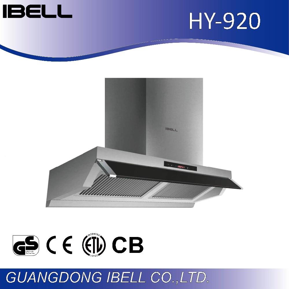Restaurant Kitchen Hoods Stainless Steel china supplier stainless steel restaurant kitchen chimney exhaust