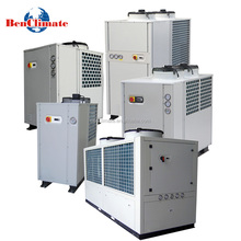 Intelligent control digital piston compressor water chiller system
