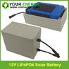 long cycle life 12V 30AH Lifepo4 battery pack with waterproof plastic case lithium ion battery 12v