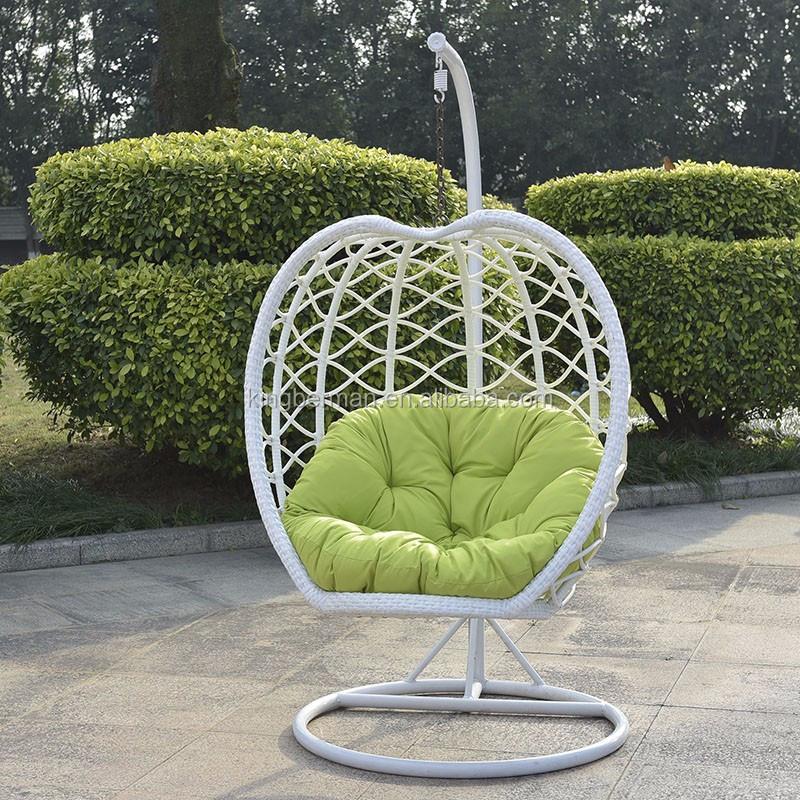 Outdoor Rattan Swing Chair Garden Patio
