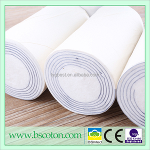 Fast Moving Consumer Goods Cotton Wool Rolls
