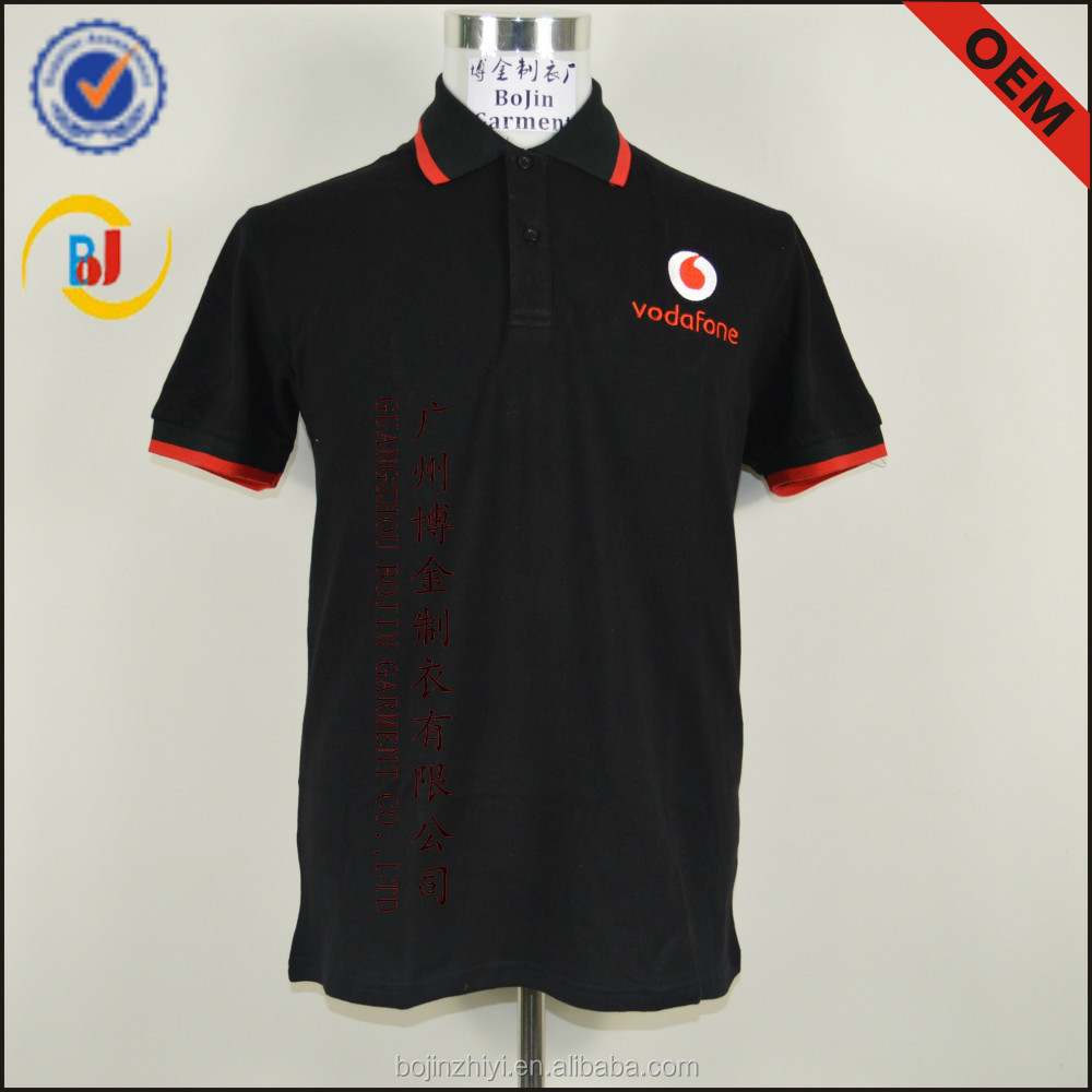 Black t shirt red collar - Polo T Shirt With Red Collar Polo T Shirt With Red Collar Suppliers And Manufacturers At Alibaba Com