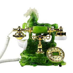 JQYD Palace antique telephones ornaments home decorations European creative cute hotel gifts