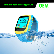 Hot Sale IP68 WaterprChina Factory Hot Sale Kids Child GPS SOS Tracker Positioning Smart Watch kids GPS led watches