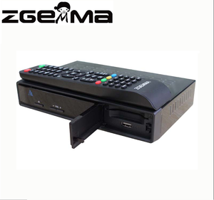 NEW ARRIVAL!!Zgemma star h2 tuner combo with DVB-S2/T2 lnb cloud ibox 3 hd  satellite receiver firmware update tv wav box