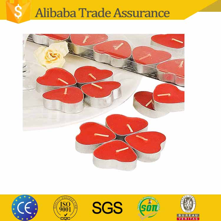 China candle manufacturer wholesale fashion scented tealight candle for wedding favor