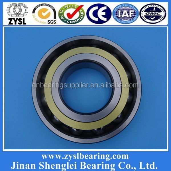 Medium and large single row/double row/four-point angular contact ball bearings 707C