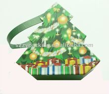 2014 New Provide Paper Christmas Ornament,Wholesale High Quality Christmas Decor