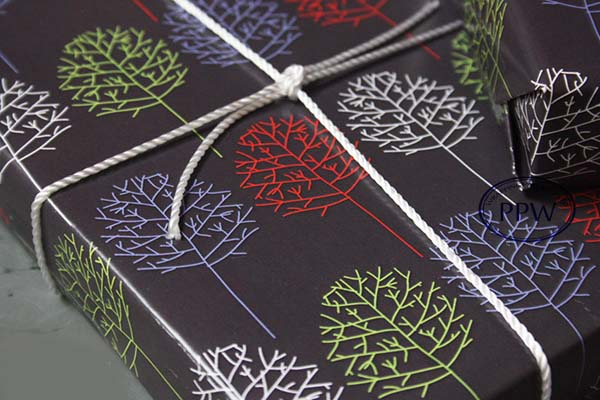 Custom Wrapping Pape Colored Wax Paper Candy Wrapping