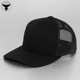 Promotion Blank Plain 6panel Trucker Baseball Running Caps