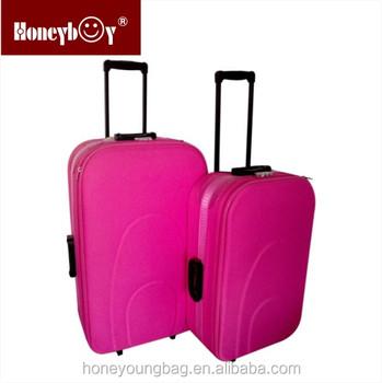 2017 Fashion Design Cute Trolley Hard Case Luggage For Women - Buy ...