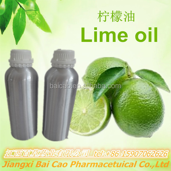 kaffir lime essential oil
