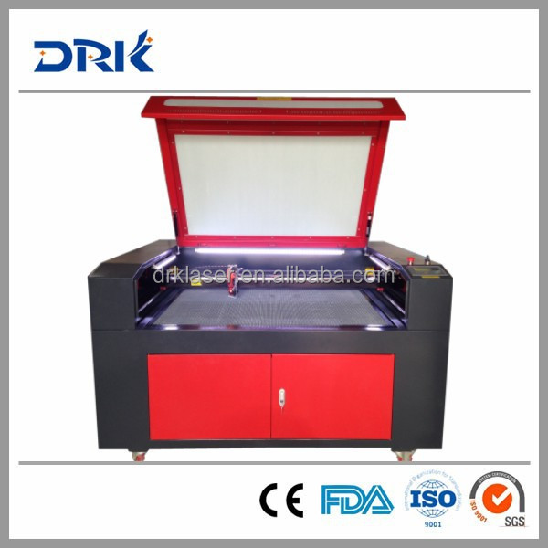 jq 4030 60W leather laser engraving machine 4060/6090/1290/1390