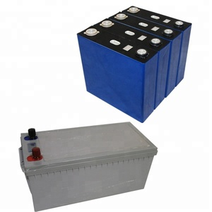 Chinese Producer 3.2 V 120AH Lifepo4 Battery Cell 3.2 Volt LFP Power Battery For EV/HEV/Scooters/Cars