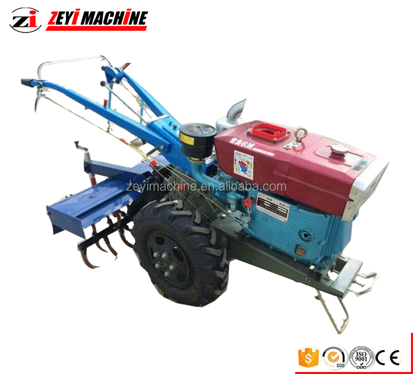2018 mini two wheel farm walking tractor / Agricultural machinery equipment