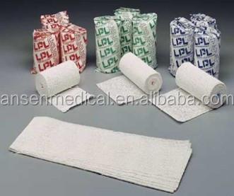 Surgical Pop Bandage/plaster Of Paris Bandage For Bone Fractures ...