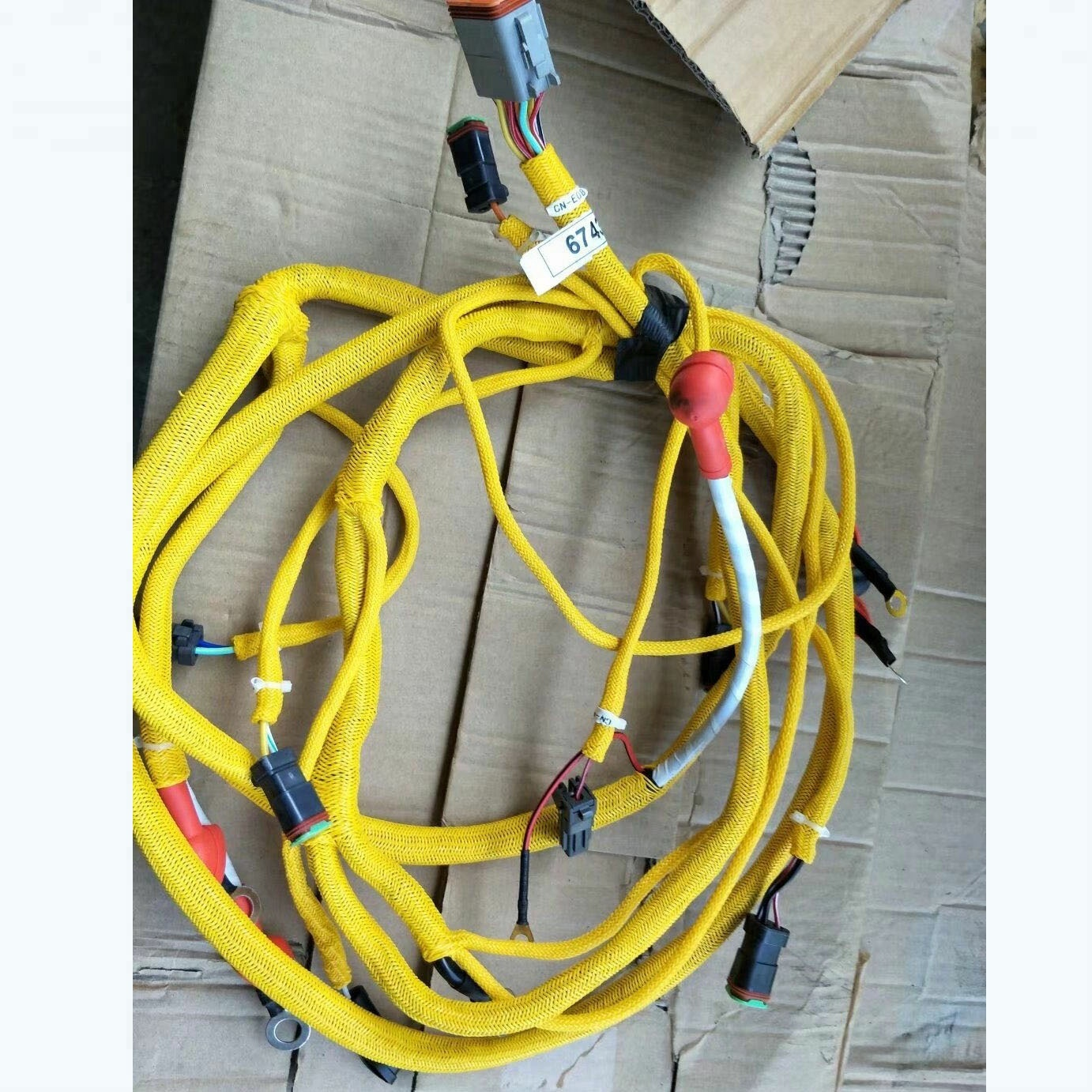 Pc300 7 Wiring Harness Suppliers And Wire Manufacturers At