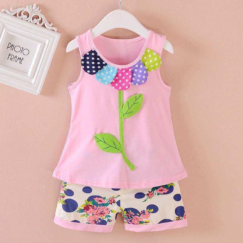 Neugeborenes Kleidung Sommer