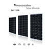 solar panel 200wp, 24v solar pv module in stock