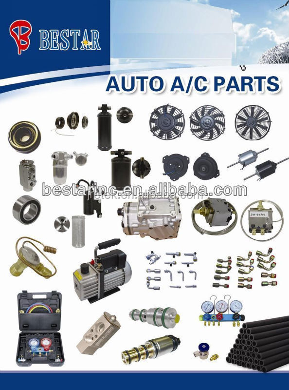 China Automobile Ac Parts, China Automobile Ac Parts