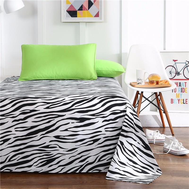 z bre bande plaine polyester ensemble de literie drap de lit housse de couette literie id de. Black Bedroom Furniture Sets. Home Design Ideas
