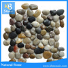 Decorative high quality cheap natural colorful pebble stone with various sizes