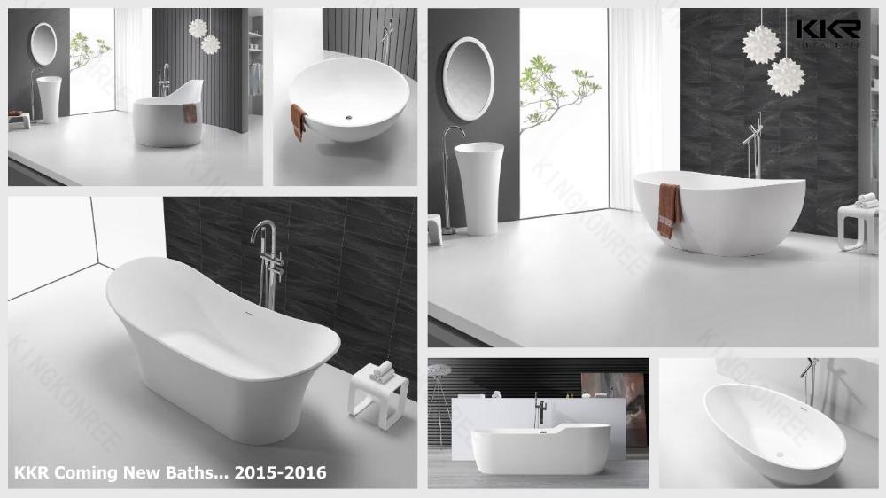 Vasca Da Bagno Grande Prezzi : Freestanding vasche grande vasca da bagno dimensioni con i piedi